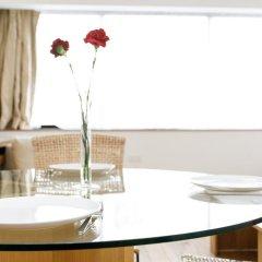 Отель Presidential Serviced Apartments Marylebone Великобритания, Лондон - отзывы, цены и фото номеров - забронировать отель Presidential Serviced Apartments Marylebone онлайн ванная