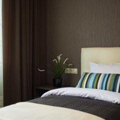 Гостиница Силуэт Стандартный номер 2 отдельные кровати фото 4