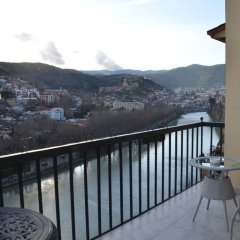 Hotel Old Tbilisi 3* Люкс разные типы кроватей фото 18