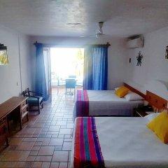 Отель Playa Conchas Chinas 3* Студия Делюкс фото 3