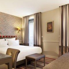 Отель Hôtel des Comédies 3* Стандартный номер с различными типами кроватей фото 7