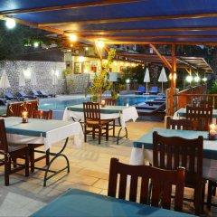 Patara Delfin Hotel Турция, Патара - отзывы, цены и фото номеров - забронировать отель Patara Delfin Hotel онлайн питание фото 3