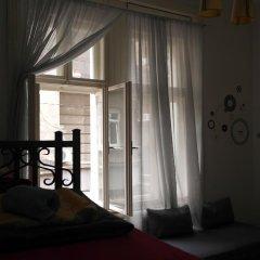 Time Hostel Кровать в общем номере с двухъярусной кроватью фото 12