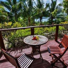 Отель Wananavu Beach Resort 4* Бунгало с различными типами кроватей фото 4