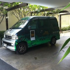 Отель My Home In Bangkok Бангкок городской автобус