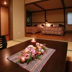 Отель Senomotokan Yumerindo Минамиогуни в номере