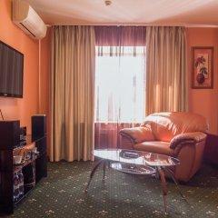 Отель Строитель Сыктывкар комната для гостей фото 3