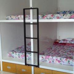 Отель Little Dalat Diamond 2* Кровать в общем номере фото 16