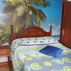 Отель Franca 2* Стандартный номер двуспальная кровать фото 8