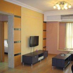 Апартаменты She & He Service Apartment - Huifeng Люкс повышенной комфортности с различными типами кроватей фото 6