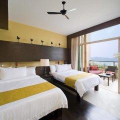 Отель Centara Grand Mirage Beach Resort Pattaya 5* Семейный номер Делюкс с двуспальной кроватью фото 2