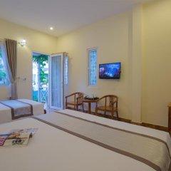 Отель Blue Paradise Resort 2* Улучшенный номер с различными типами кроватей фото 3