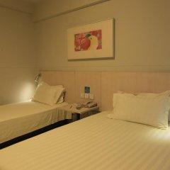 Отель Jinjiang Inn Tianjin Heping Anshandao 2* Стандартный номер с различными типами кроватей фото 6