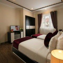 Отель Serenity Diamond 4* Номер Делюкс фото 11