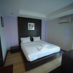Отель Villa Navin Beach Residence 3* Студия Делюкс с различными типами кроватей фото 9