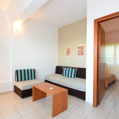 Pela Mare Hotel 4* Апартаменты с различными типами кроватей фото 11