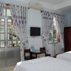 Отель Cat Vang Guesthouse комната для гостей