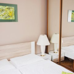 Budapest Csaszar Hotel 3* Апартаменты с различными типами кроватей фото 9