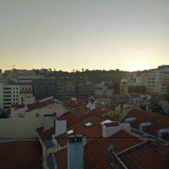 Отель Guest House Lisbon Terrace Suites II балкон