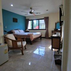 Отель Barracuda Guesthouse Номер Делюкс с различными типами кроватей фото 3
