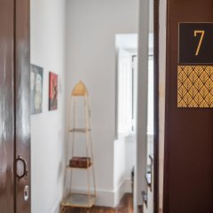 Отель Casa do Jasmim by Shiadu Португалия, Лиссабон - отзывы, цены и фото номеров - забронировать отель Casa do Jasmim by Shiadu онлайн комната для гостей