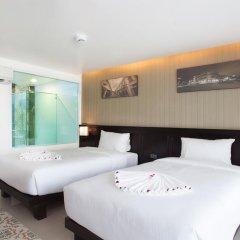 Grand Supicha City Hotel 3* Улучшенный номер разные типы кроватей фото 3
