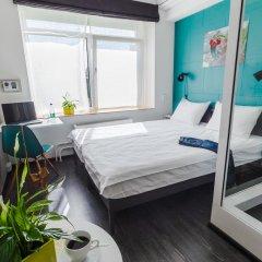 Гостиница Live Улучшенный номер с различными типами кроватей фото 11
