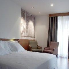 Gran Hotel La Perla 5* Номер Делюкс фото 4