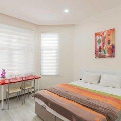 Отель Ortakoy Aparts & Suites комната для гостей фото 2