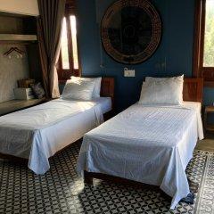 Отель An Bang Garden House Вилла Делюкс с различными типами кроватей