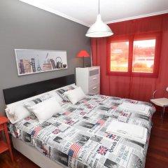 Отель Apartamentos Playa del Sable Испания, Арнуэро - отзывы, цены и фото номеров - забронировать отель Apartamentos Playa del Sable онлайн комната для гостей фото 4