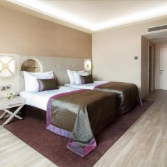 WOW Istanbul Hotel 5* Улучшенный номер с различными типами кроватей фото 4