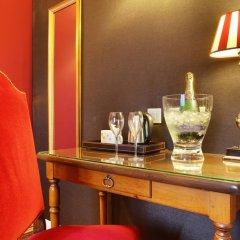 Hotel Trianon Rive Gauche 4* Стандартный номер с двуспальной кроватью фото 4
