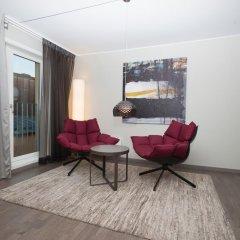 Clarion Hotel Admiral 3* Улучшенный номер с различными типами кроватей фото 3