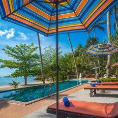 Отель Am Samui Resort бассейн фото 3