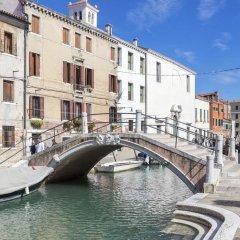 Отель InLaguna Италия, Венеция - отзывы, цены и фото номеров - забронировать отель InLaguna онлайн приотельная территория фото 2