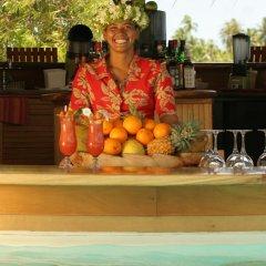 Отель Le Taha'a Island Resort & Spa питание фото 2
