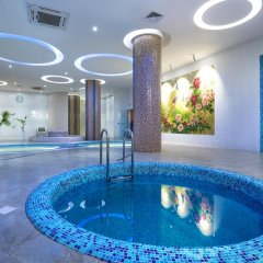 Grand Spa Hotel Avax бассейн фото 2