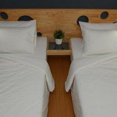 Отель My Bed Ratchada Бангкок комната для гостей фото 3