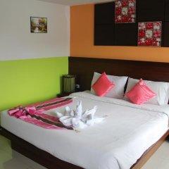 Green Harbor Patong Hotel 2* Улучшенный номер двуспальная кровать фото 2