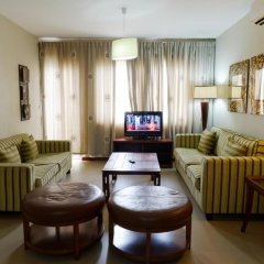 Отель Aparthotel Mil Cidades комната для гостей фото 5