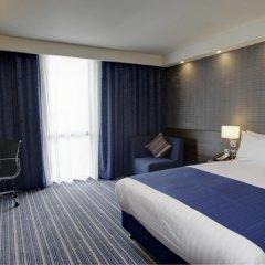 Отель Holiday Inn Express London - ExCeL 3* Стандартный номер с двуспальной кроватью