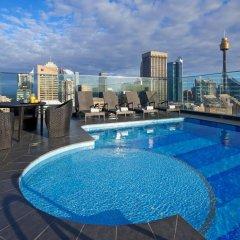 Отель Pullman Sydney Hyde Park бассейн фото 3
