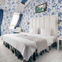Гостиница Британика Стандартный номер двуспальная кровать