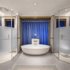 Отель Banana Island Resort Doha By Anantara 5* Вилла с различными типами кроватей фото 13