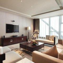 The Westin Pazhou Hotel Представительский номер с различными типами кроватей фото 7