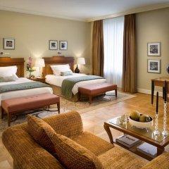 Отель Mandarin Oriental, Munich 5* Стандартный номер с различными типами кроватей
