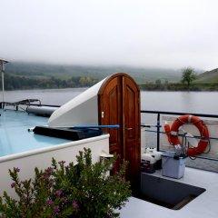 Отель Hotelboat Allure Нидерланды, Амстердам - отзывы, цены и фото номеров - забронировать отель Hotelboat Allure онлайн бассейн фото 2