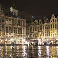 Отель B&B Brussels@Heart Бельгия, Брюссель - отзывы, цены и фото номеров - забронировать отель B&B Brussels@Heart онлайн приотельная территория
