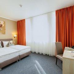 BO Hotel Hamburg 3* Стандартный номер с различными типами кроватей